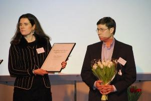 Award ceremony 2010